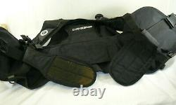 2011 Cressi Sub START BC Travelight Scuba Diving Jacket Men's Size Large Black