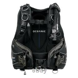 $549.95 NEW Oceanic Atmos BCD-Hybrid Weight Integrated Scuba Diving BC Size Med