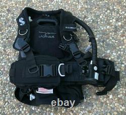$800 MINT Scubapro LadyHawk Air2 Scuba Divers BC BCD Vest Womens Medium Large ML