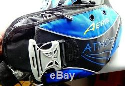 AERIS ATMOS SZ-XXL 2X Scuba BCD Weight Integrated Dive Buoyancy Compensator