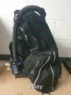 AP Valves Buddy Commando BCD Size Medium, Auto Air, Scuba Diving