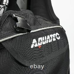 AQUATEC Scuba Diving BC BCD Buoyancy Compensator Scuba Dive Gear BC-25 size M