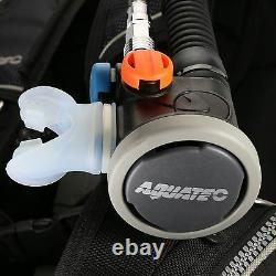 AQUATEC Scuba Diving BC BCD Buoyancy Compensator Scuba Dive Gear BC-87 size XL