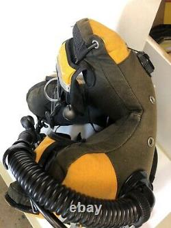 A. P. Valves Buddy Commando BCD Stab Buoyancy compensator Large Diving Equipment