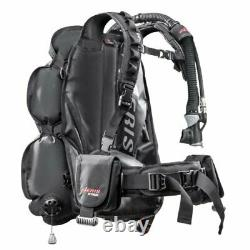 Aeris Jetpack Hybrid BC for Scuba Diving (BC ONLY)