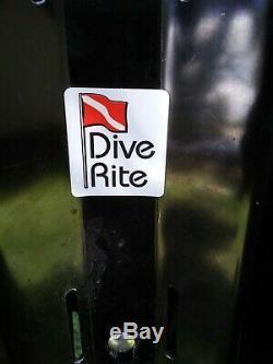 Apeks D30 Donut Wing Dive Rite Aluminium Backplate Scuba Diving BC Dive BCD