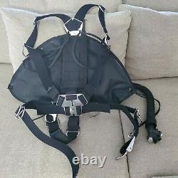 Apeks WSX-25 Sidemount Harness System gently used