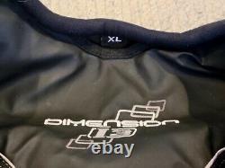 AquaLung Dimension Men's i3 SCUBA Diving BCD Vest Size XL