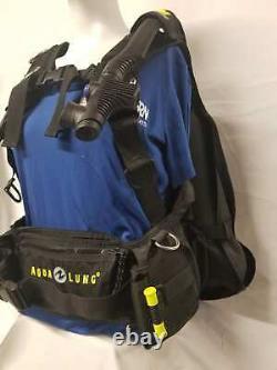 AquaLung Malibu RDS BCD size Medium