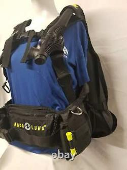 AquaLung Malibu RDS BCD size Small for Scuba