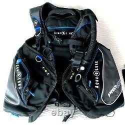 AquaLung Pro HD Weight Integrated BCD Size Medium