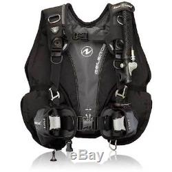 AquaLung Seaquest Balance BCD with SureLock Weight System -XL- USED 5 Dives Only