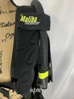 Aqua Lung Malibu RDS Integrated Scuba BCD Dive Vest Size Extra Large XL