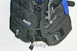 Aqua Lung Maverick RDS BC/BCD Scuba Diving Buoyancy Compensator SZ XL