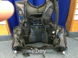 Aqua Lung PRO HD Scuba BCD Size Medium-Large