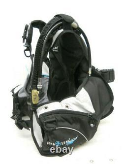 Aqua Lung Pearl BCD, Medium, scuba pro diving bc