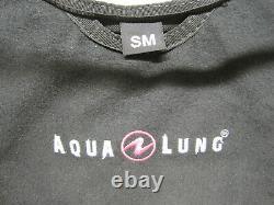 Aqua Lung Pearl BCD Scuba Dive Diving Ladies SMALL FREE Shipping! #C170