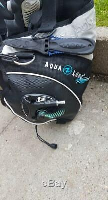 Aqua Lung Pearl i3 BCD (Size Small)