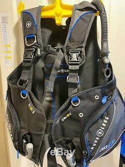 Aqua Lung Pro HD BCD BC Scuba Diving Buoyancy Compensator Dive Vest XL