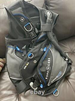 Aqua Lung Pro HD Scuba Diving BCD Size Medium-Large Dive Vest Aqualung New