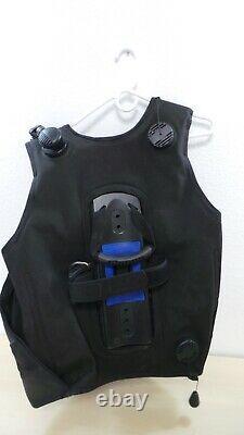 Aqua Lung Pro QD Mens Large BCD Brand New Never Used