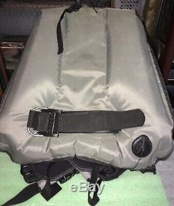 Aqua Lung Zuma Scuba Diving BCD Buoyancy Control Device/Md/Lg