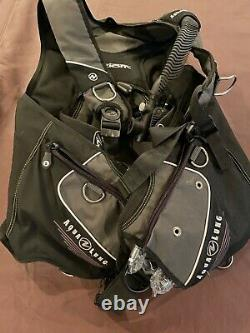 Aqualung Axiom BCD (buoyancy compensator device), weight integrated, size XL