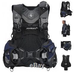 Aqualung Axiom i3 Tarierjacket Seaquest Gr. XS bis XXL Tauchjacket BCD