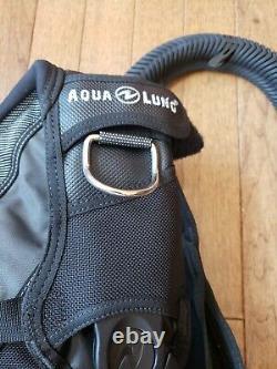 Aqualung Balance BCD Scuba Diving Buoyancy Control Device Men's Medium Great