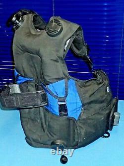 Aqualung Maverick RDS Tauchjacket, integriertes Bleitaschensystem, Grösse S, §