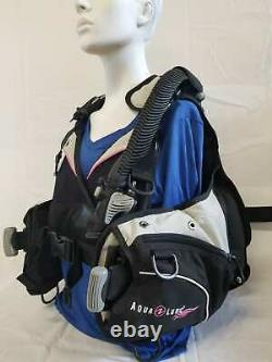 Aqualung Pearl BCD size Small