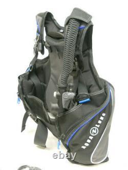 Aqualung Pro BCD, Size Small, Basic Scuba Diving Dive Buoyancy Compensator