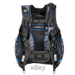 Aqualung Pro HD Jacket, Tarierweste XL Tauchjacket Blei integriert