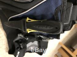 Aqualung i3 XIO BCD Including Dive Knife
