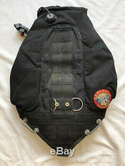 Armadillo Sidemount Harness (Customized)