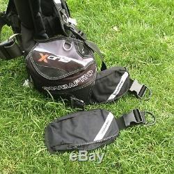 BCD / Tarierjacket Scubapro X-One Gr. XS inkl. Bleitaschen gewartet