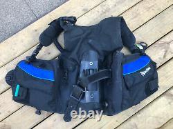 Best Travel BCD- Phantom Genesis Scuba Diving Size L Buoyancy Compensator Device
