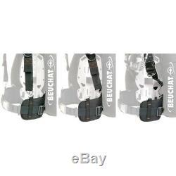 Beuchat Masterlift Tek BCD SCUBA Bouyancy Compensator Device