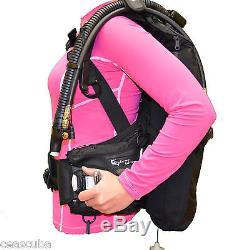 Brand NEW in the Bag TUSA SELENE WING WOMENS BCD, Large