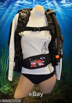 Brand NEW in the Bag TUSA SELENE WING WOMENS BCD, Medium