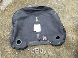 Brand new Aqua Lung Apeks WTX6 60lb BDC Buoyancy Compensator Scuba