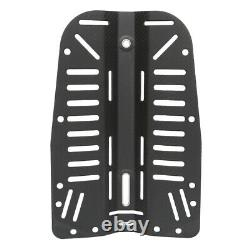 Carbon Fiber Scuba Diving Back Plate Dive Tank Carry Backplate Carry Harness