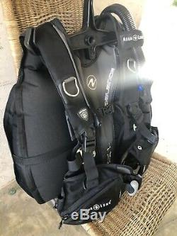 Clean Aqualung BALANCE Scuba Dive BCD, Size Extra-Large XL BC, Inflator