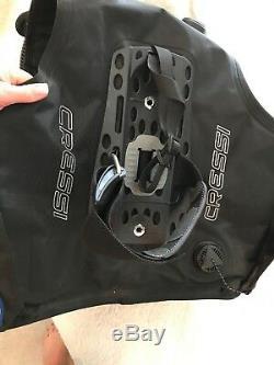 Cressi Aquapro 5r BCD EUC, Size M