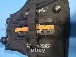 Cressi Line BCD Buoyancy Compensator (Medium)