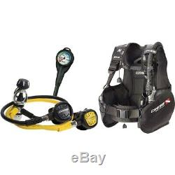 Cressi Solid Scuba Package