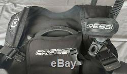 Cressi Start Scuba Diving BC BCD Dive Buoyancy Compensator Adult Medium