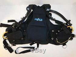 DUI Buoyancy Compensator BC Delta Scuba Diving Dive Jacket Vest Gear Wing Medium
