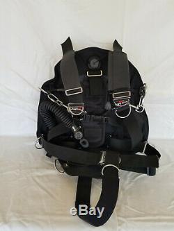 Dive Rite LTZ sidemount harness system