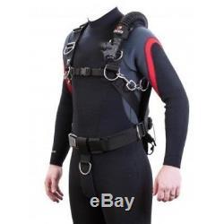 Dive Rite LT Sidemount Harness